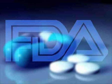 FDA Blue Logo