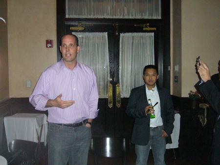 Michael Myers (@Palio_Saratoga) &  Shwen Gwee @Shwen
