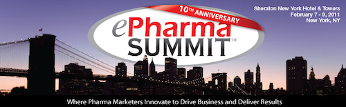 ePharma Summit Banner