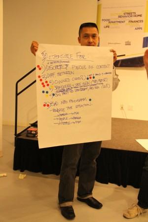 Shwen Gwee of Edelman Sharing Findings